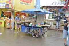 Market fairs Phi ta khon Stock Image