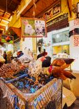 Market in Fes, Morocco Royalty Free Stock Images