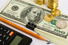 Market forecasting. Royalty Free Stock Photography