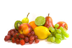 MArket Fresh Fruit Royalty Free Stock Photos