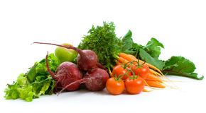 Market Fresh Vegetables Royalty Free Stock Image