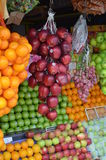 Market fruit and vegetables Royalty Free Stock Photo