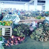 Market. Fruits and vegetable market. Cheaper price but a lot of choices Royalty Free Stock Images