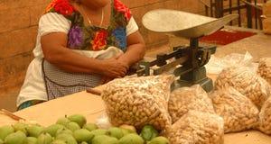 Market fruits and vegetables. Merida Messico stock photo