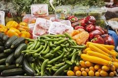 market grönsaker Royaltyfria Bilder