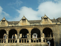 Market hall of chipping camden Stock Images