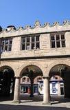 The Market Hall, Shewsbury. Stock Photo
