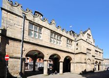 The Market Hall, Shrewsbury. Royalty Free Stock Images