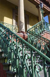 Market Hall Staircase Royalty Free Stock Photography