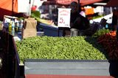 Market in helsinki Royalty Free Stock Images