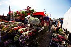 Market in helsinki Royalty Free Stock Photography