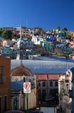 Market in the historic town of Guanajuato, Guanajuato, Mexico. UNESCO Historic Town of Guanajuato, Guanajuato, Mexico Stock Image
