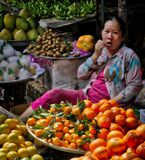 Market, Ho Chi Minh Royalty Free Stock Images