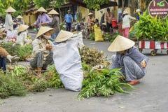 Market in Hoi An, Vietnam Royalty Free Stock Photo