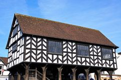 The Market House, Ledbury. Royalty Free Stock Photo