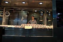 A market in Huelva 101 Stock Images