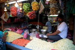 Market, India Stock Images