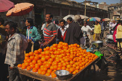 Market in India Stock Images
