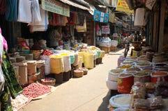 Market in India Stock Photos
