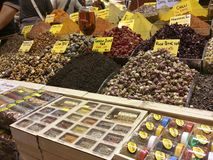 Market of istanbul Royalty Free Stock Images