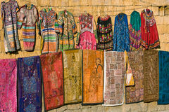 Market in Jaisalmer. Rajasthan, India. Royalty Free Stock Images