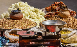 Market in Jodhpur, India Royalty Free Stock Photography