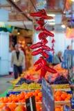 Market in La Rochelle Stock Photo