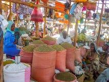 Market Life. Market in Bahir Dar, Ethiopia Stock Images