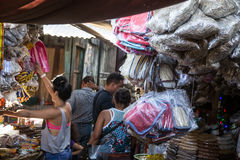 Market daily life in Nicaragua Stock Photography