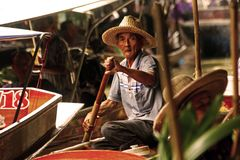 Market. And life in ratchaburee (thailand stock photography