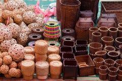 Market @ Luang Prabang/ Laos Royalty Free Stock Photography