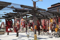 Тhe market /Рынок в Македонии/ Macedonia Royalty Free Stock Photography