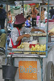 Market in Mae Sai, Thailand Stock Images