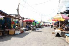 Market in Manado Royalty Free Stock Photography