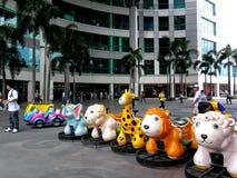 Market Market in Bonifacio Global City Royalty Free Stock Images