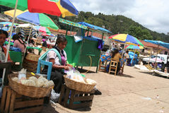 market mexikanen Royaltyfria Foton