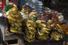 Market in Myanmar Royalty Free Stock Photography