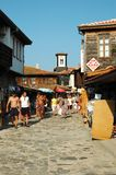 Market at Nesebar island,Bulgaria Royalty Free Stock Image