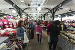 Market in New Orleans, Louisiana Royalty Free Stock Images