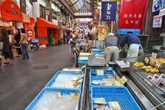 Market in Osaka Stock Images