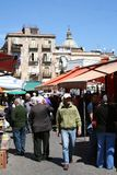 Market of Palermo, Sicily Royalty Free Stock Photography