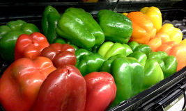 Market: Pepper Stock Photo