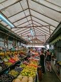 Market Place en centro de ciudad de Oporto Imagenes de archivo