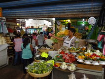 Market Place in Guerrero Mexico Royalty Free Stock Photography
