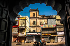 Market place Indore Royalty Free Stock Photos