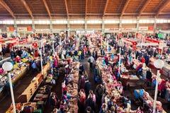Market place scene Stock Photo