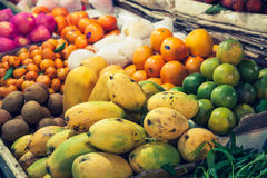 Market produce cambodia local market siem reap Stock Photography
