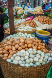 Market produce cambodia local market siem reap Royalty Free Stock Photo