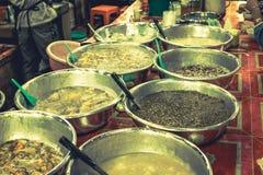 Market produce cambodia local market siem reap Stock Image