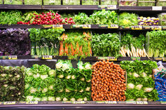 Market Produce Royalty Free Stock Photos